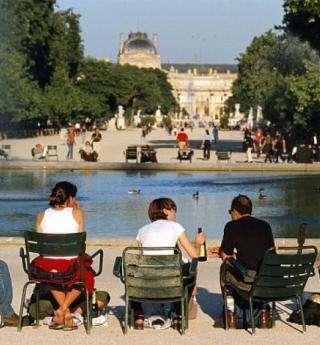 Votre saison estivale au Jardin des Tuileries