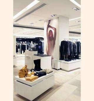 Fleuron du shopping et de l'art de vivre à la française