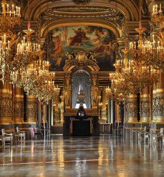 The Opera Garnier: tours and performances