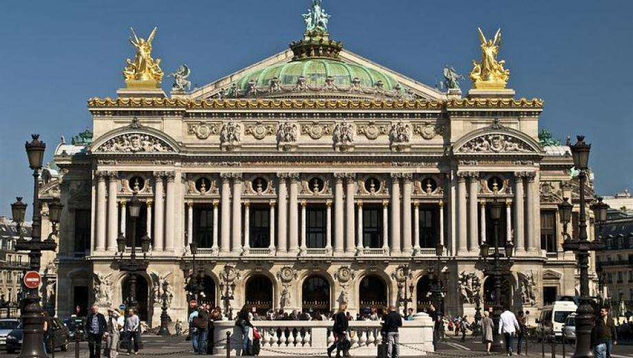 Staying in Paris close to the Opera Garnier