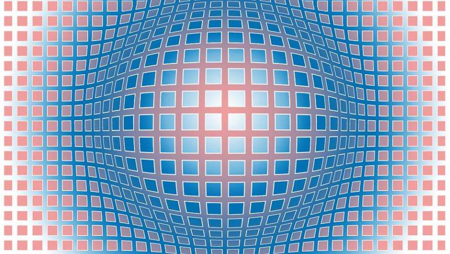 Victor Vasarely at the Pompidou Centre; a tribute to Op Art