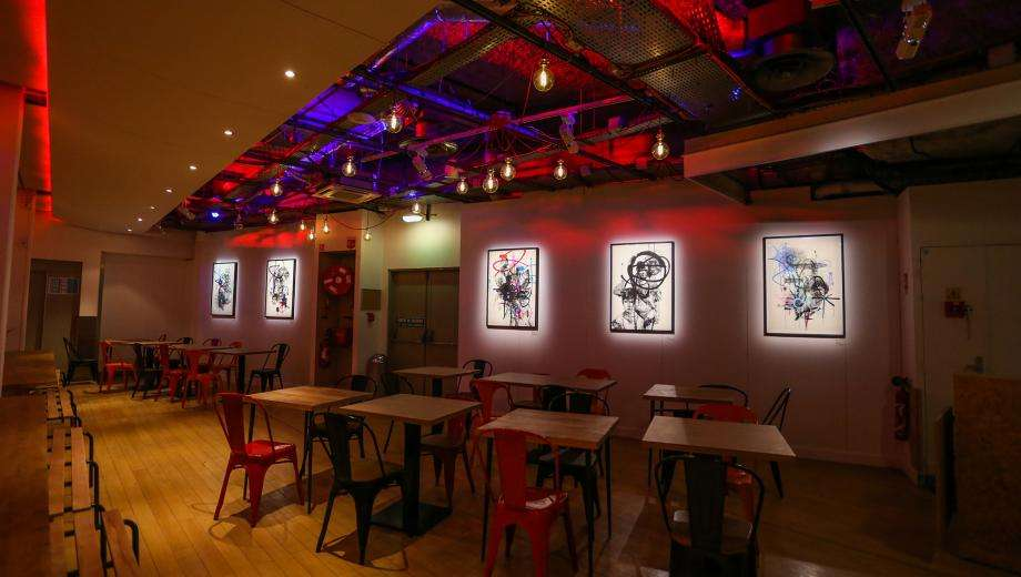 Grande Surface – Galerie Festive; a new space for partying and creativity
