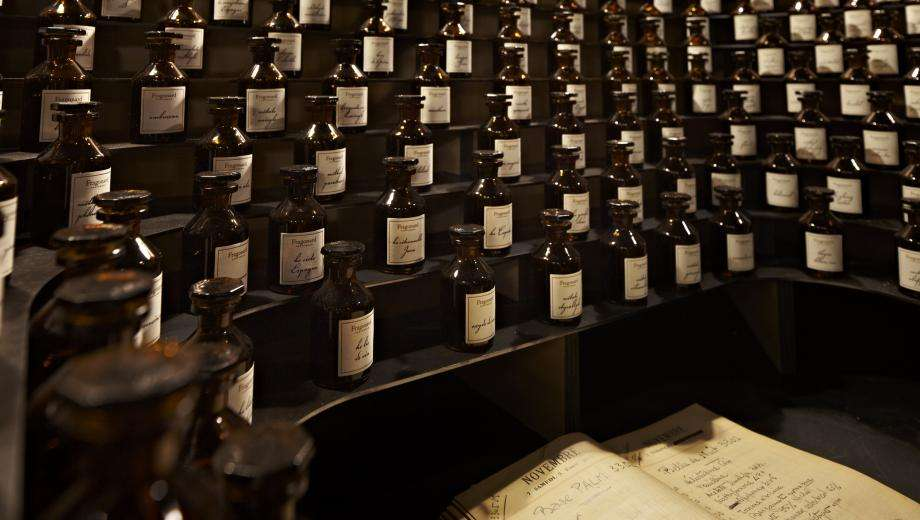 The Fragonard Perfume Museum offers a unique olfactory journey in Paris