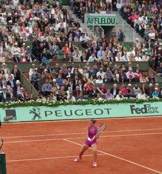 Trouver un billet pour assister à Roland-Garros 2015