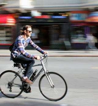 Découvrir Paris à vélo c'est encore plus sympa