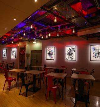 Grande Surface – Galerie Festive, nouvel espace de création et de fête
