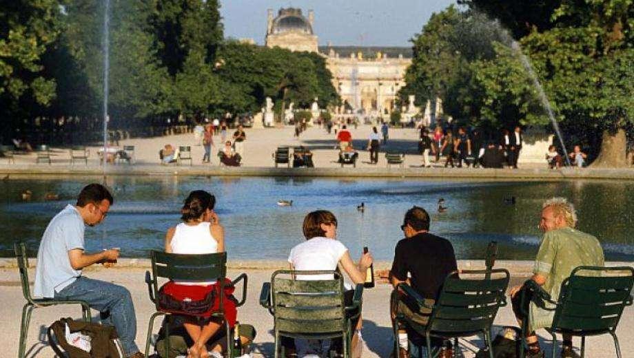 Your summer season at the Jardin des Tuileries - Hotel Daunou Opéra
