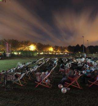 Summer in Paris: open-air cinema and the Maison et Objet trade fair
