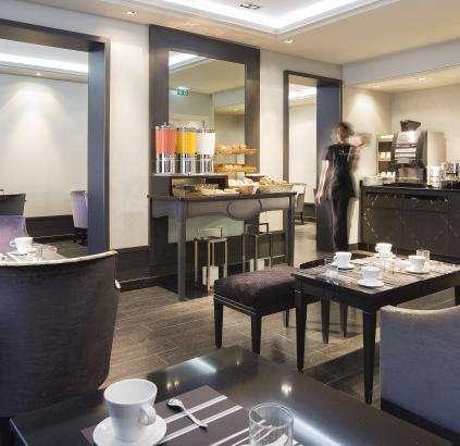 Hotel Daunou -Petit déjeuner