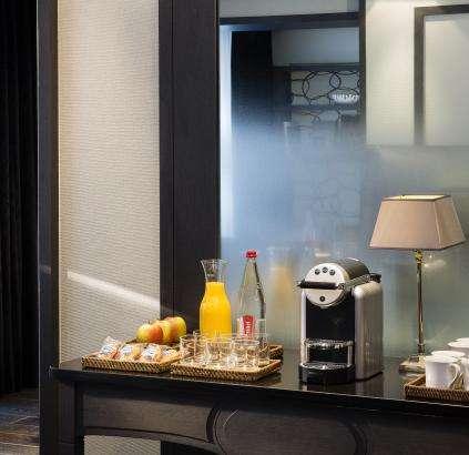 Hotel Daunou - petit déjeuner